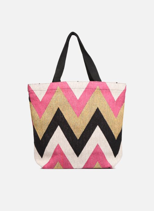 Handtaschen Pieces SAVANNAH SHOPPER rosa detaillierte ansicht/modell