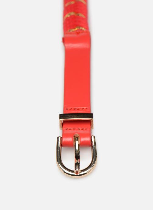 Cinturones Pieces SIAL BELT Naranja vista del modelo