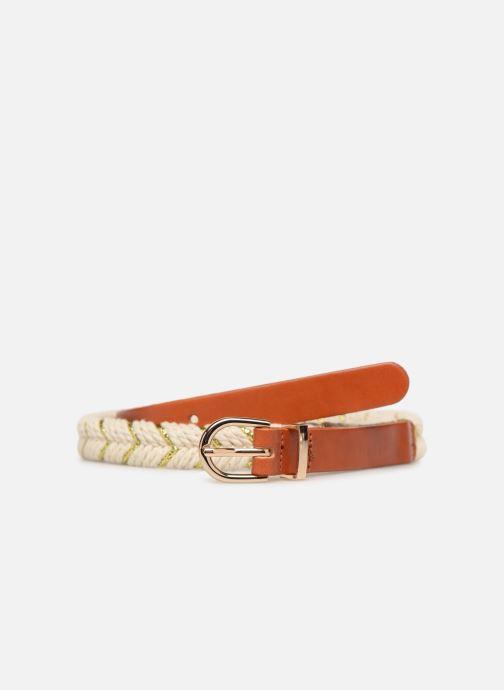 Cinturones Pieces SIAL BELT Blanco vista de detalle / par