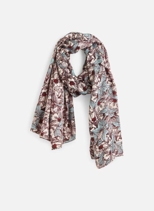 Sciarpa y foulard Monoprix Femme ETOLE A FLEURS Multicolore vedi dettaglio/paio