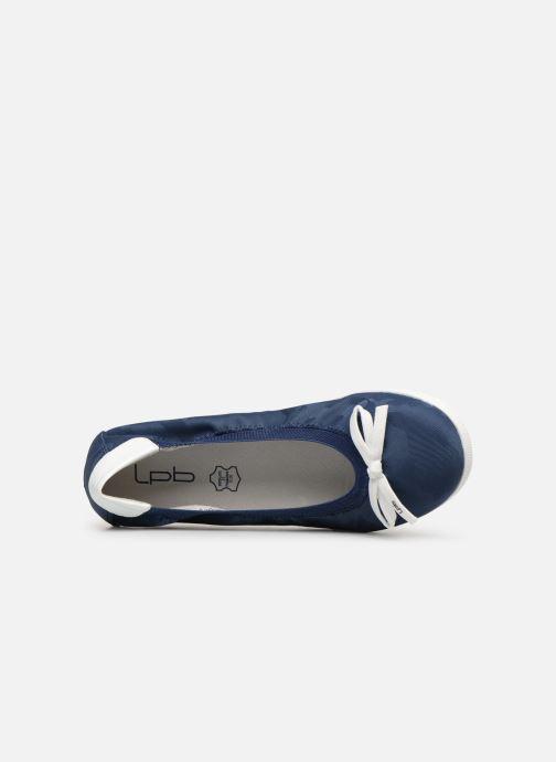 Les Chez Bombes azzurro Ballerine 358181 Eden P'tites 0xXPq60rn