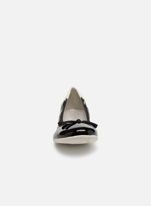 Ballerines Les P'tites Bombes ELFIE Noir vue portées chaussures