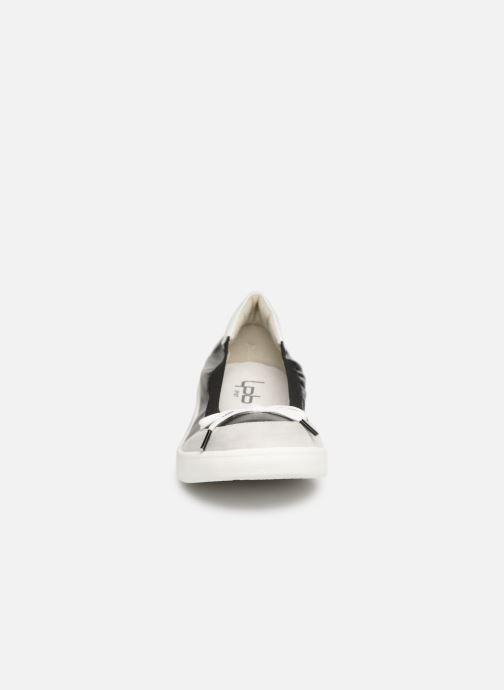Ballerines Les P'tites Bombes FELICIA Noir vue portées chaussures