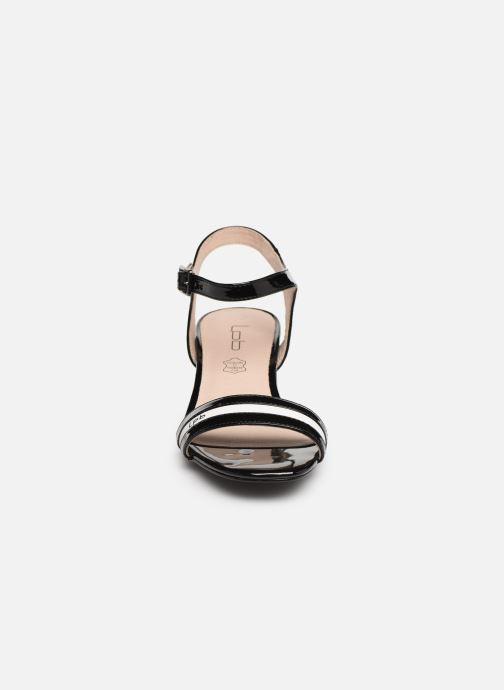 Sandales noir Et pieds Nu Les Peggy P'tites Bombes 358432 Chez qtwWWaZI