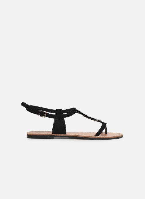 Sandales et nu-pieds Les P'tites Bombes PEPITA Noir vue derrière