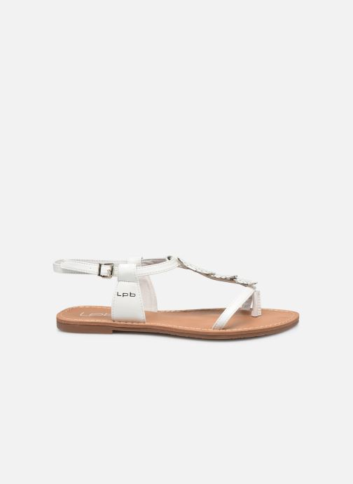 Sandales et nu-pieds Les P'tites Bombes PIPA Blanc vue derrière