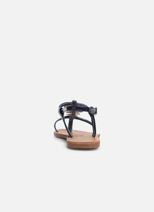 Sandales et nu-pieds Les P'tites Bombes PIPA Bleu vue droite
