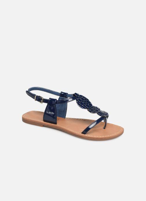 Sandales et nu-pieds Les P'tites Bombes PIPA Bleu vue détail/paire