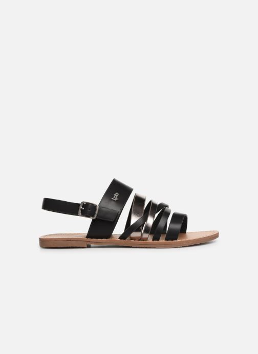 Sandales et nu-pieds Les P'tites Bombes RACHEL Noir vue derrière