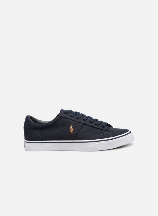 Baskets Polo Ralph Lauren Sayer - Canvas Bleu vue derrière