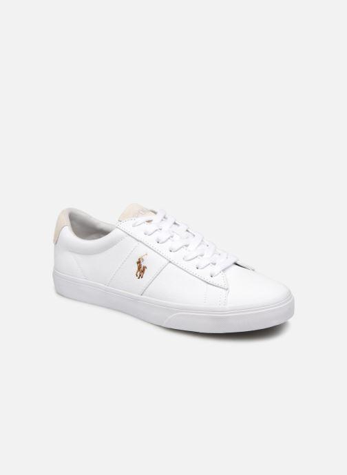 Sneakers Polo Ralph Lauren Sayer - Canvas Wit detail