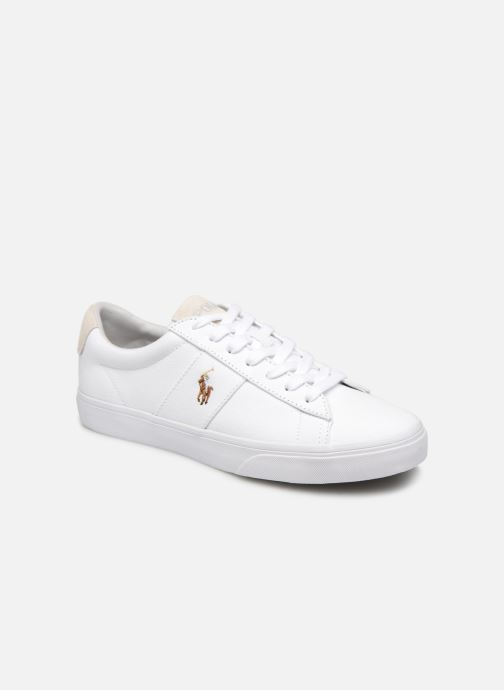 Sneaker Polo Ralph Lauren Sayer - Canvas weiß detaillierte ansicht/modell