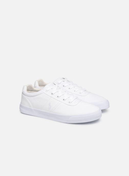 Sneakers Polo Ralph Lauren Hanford -Ne Wit 3/4'