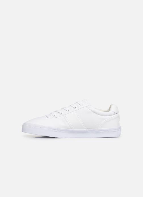 Sneaker Polo Ralph Lauren Hanford -Ne weiß ansicht von vorne