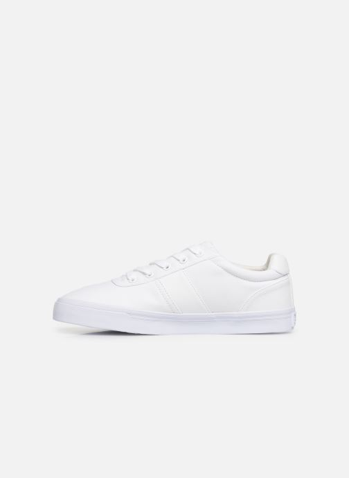 Baskets Polo Ralph Lauren Hanford -Ne Blanc vue face