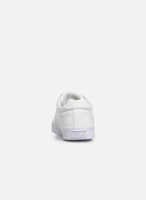 Sneaker Polo Ralph Lauren Hanford -Ne weiß ansicht von rechts