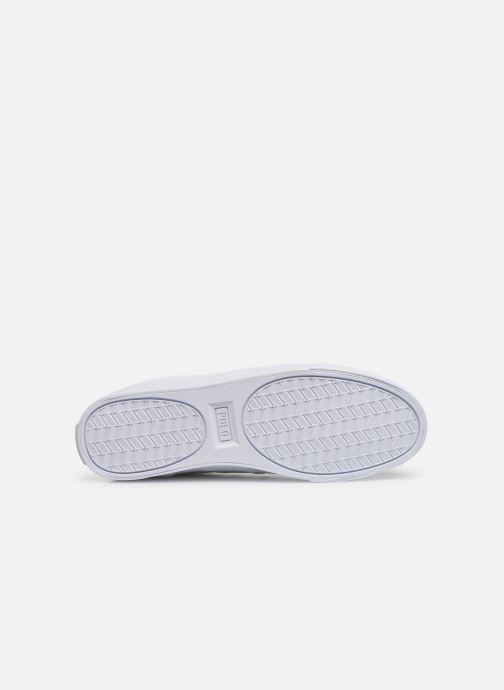 Baskets Polo Ralph Lauren Hanford -Ne Blanc vue haut