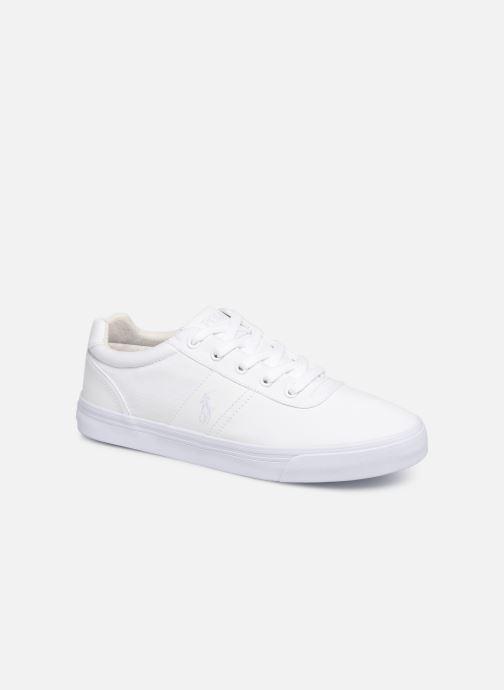 Sneakers Polo Ralph Lauren Hanford -Ne Wit detail