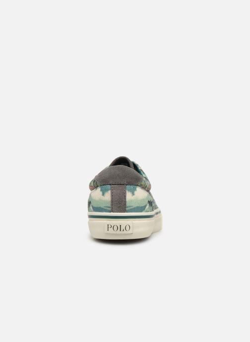 Sneakers Polo Ralph Lauren Thorton III Multi Bild från höger sidan