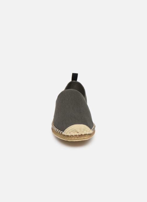 Espadrillos Polo Ralph Lauren Barron-Washed Twill Grøn se skoene på