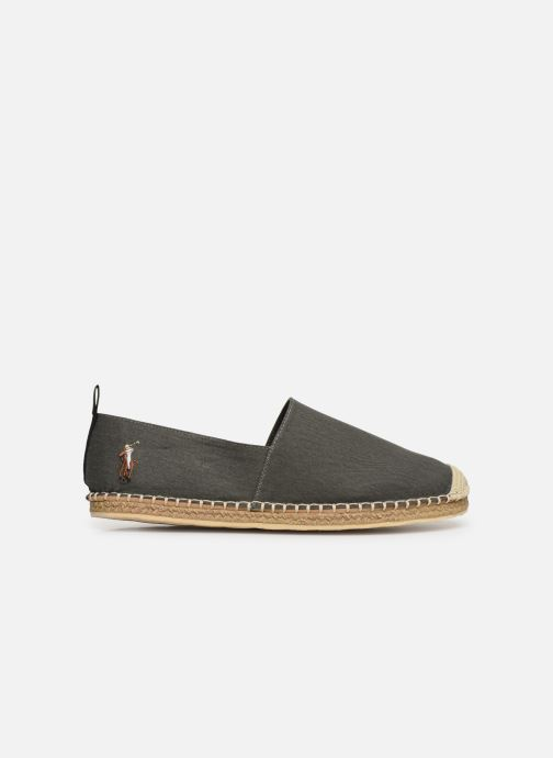 Espadrilles Polo Ralph Lauren Barron-Washed Twill Green back view