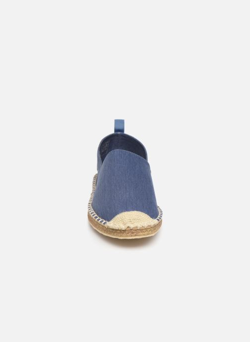 Espadrilles Polo Ralph Lauren Barron-Washed Twill Blue model view