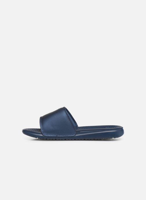 Sandales et nu-pieds Polo Ralph Lauren Rodwell Synthetic Bleu vue face