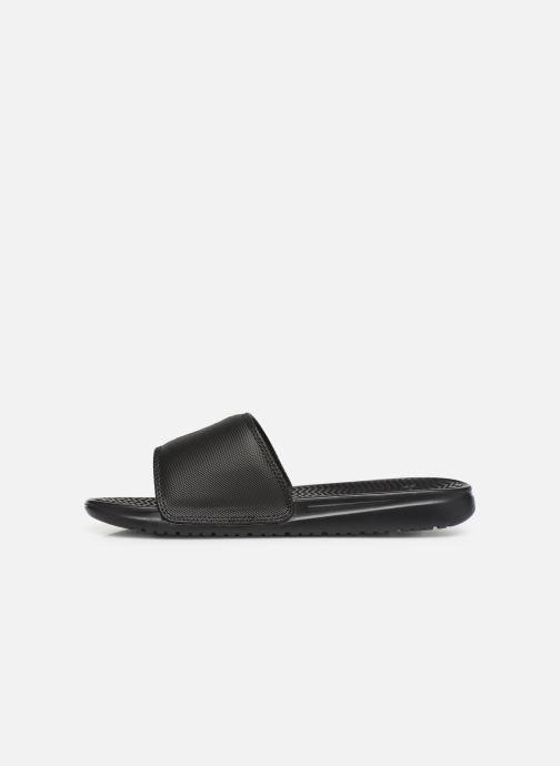 Sandales et nu-pieds Polo Ralph Lauren Rodwell Synthetic Noir vue face