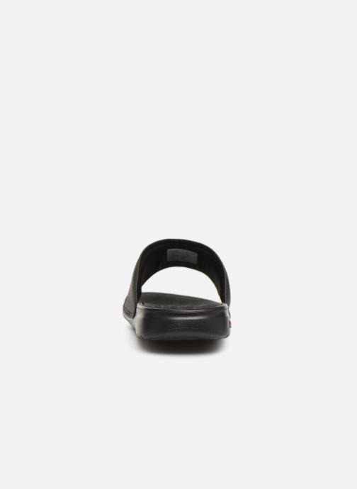 Sandales et nu-pieds Polo Ralph Lauren Rodwell Synthetic Noir vue droite
