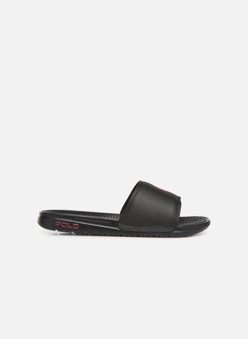 Sandales et nu-pieds Polo Ralph Lauren Rodwell Synthetic Noir vue derrière