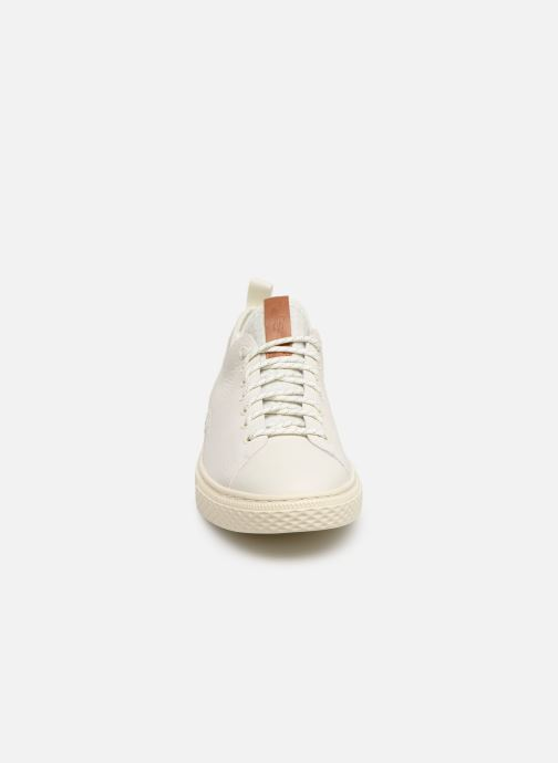 Sneakers Polo Ralph Lauren Dunovin-Small Sport Grain Wit model