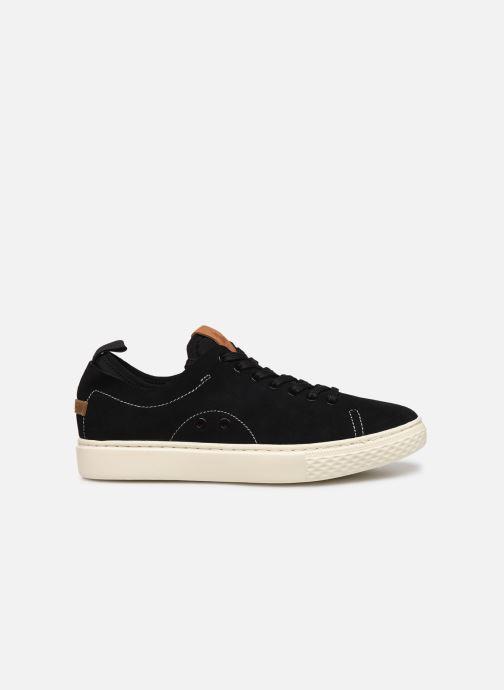 Sneakers Polo Ralph Lauren Dunovin-Small Sport Grain Nero immagine posteriore