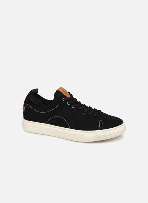 Trainers Polo Ralph Lauren Dunovin-Small Sport Grain Black detailed view/ Pair view