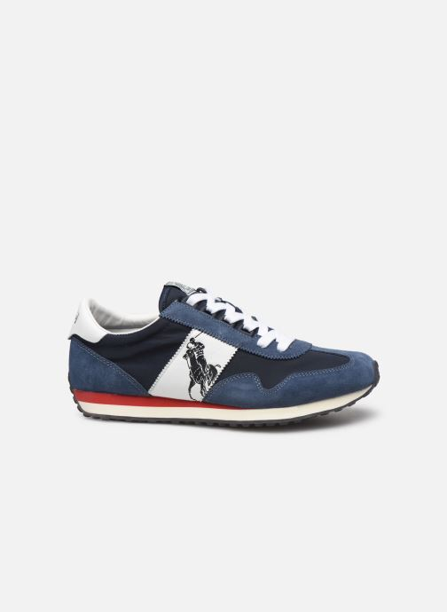 Trainers Polo Ralph Lauren Train 90 -PP Suede Blue back view
