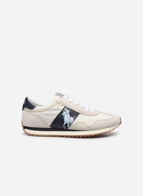 Trainers Polo Ralph Lauren Train 90 -PP Suede White back view
