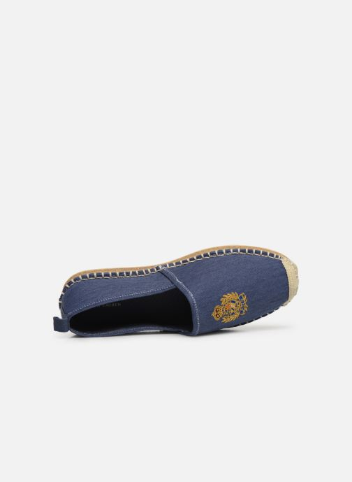Espadrilles Polo Ralph Lauren Barron Crest-Washed Twill Wit links