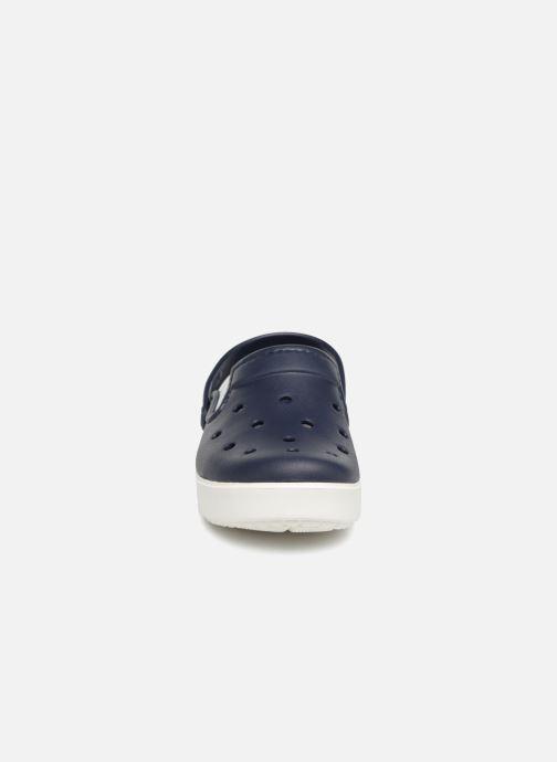 Clogs & Pantoletten Crocs CitiLane Clog F blau schuhe getragen