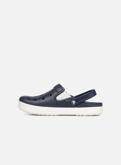 Clogs & Pantoletten Crocs CitiLane Clog F blau ansicht von vorne