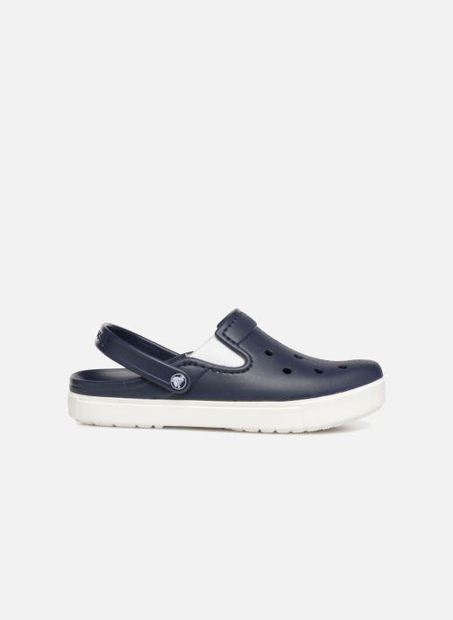 Clogs & Pantoletten Crocs CitiLane Clog F blau ansicht von hinten