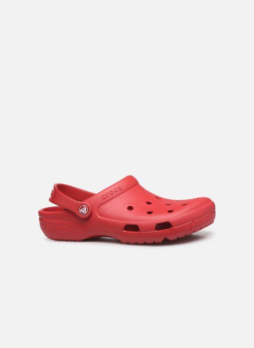 Sandales et nu-pieds Crocs Crocs Coast Clog Rouge vue derrière