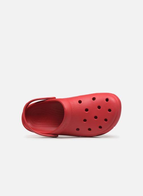 Sandales et nu-pieds Crocs Crocs Coast Clog Rouge vue gauche