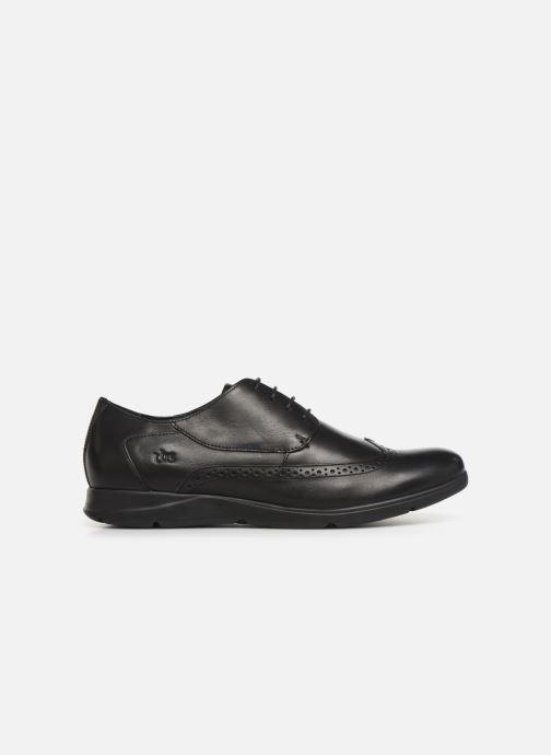 Chaussures à lacets TBS Roadmap Noir vue derrière