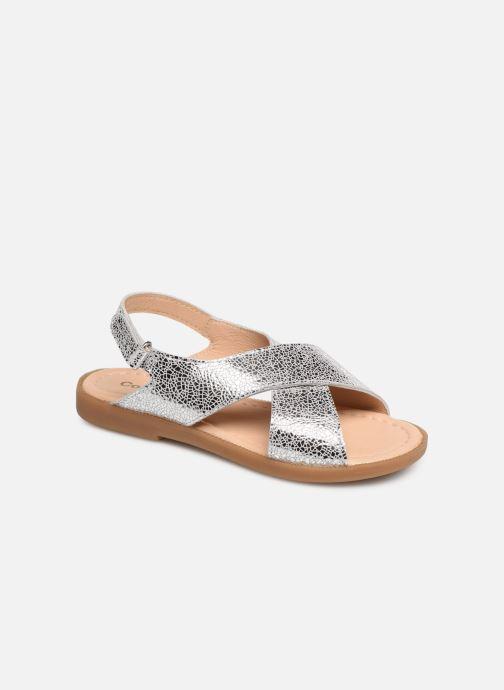 Sandales et nu-pieds Conguitos Ambrosia Argent vue détail/paire