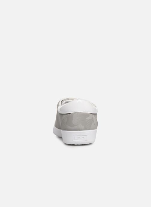 Sneaker Les P'tites Bombes ADELE grau ansicht von rechts