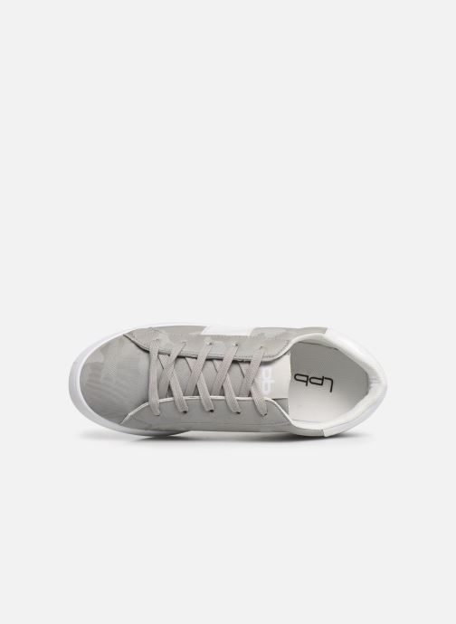 Sneaker Les P'tites Bombes ADELE grau ansicht von links