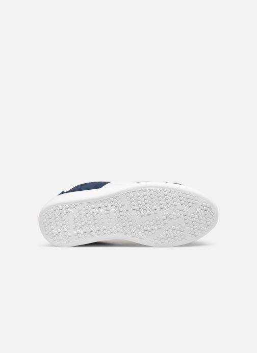 Sneaker Les P'tites Bombes ADELE blau ansicht von oben