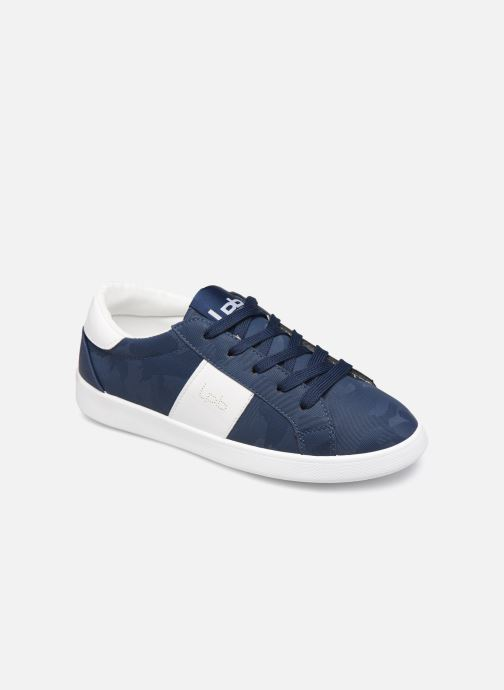 Sneaker Les P'tites Bombes ADELE blau detaillierte ansicht/modell