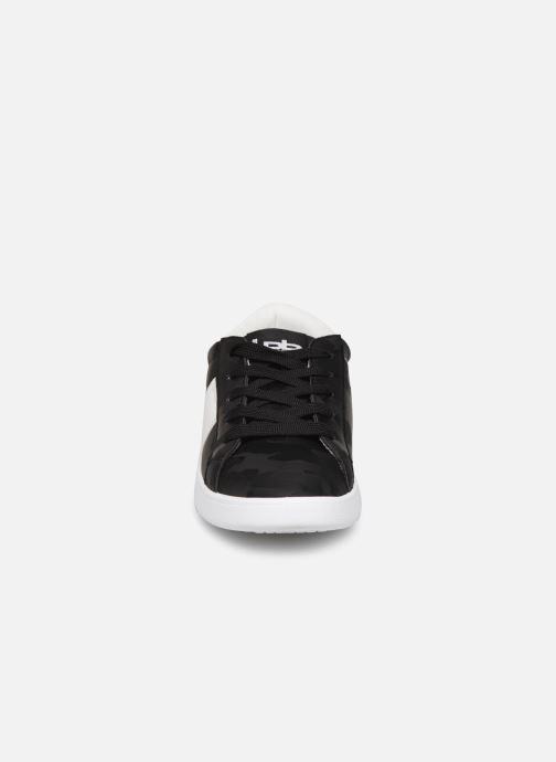 Baskets Les P'tites Bombes ADELE Noir vue portées chaussures