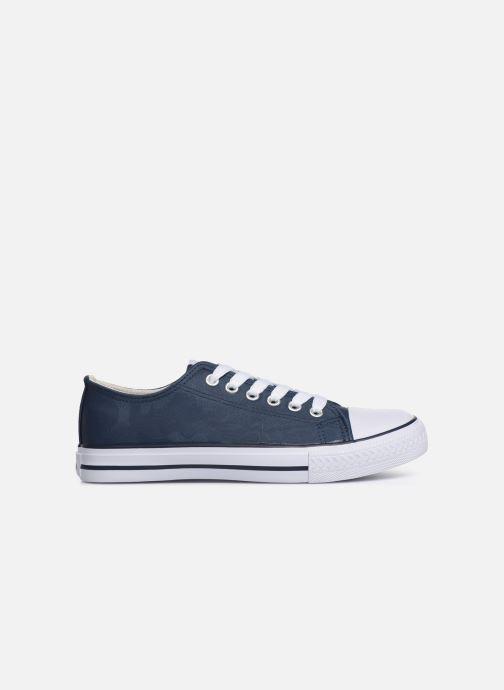 Sneaker Les P'tites Bombes ANGY blau ansicht von hinten