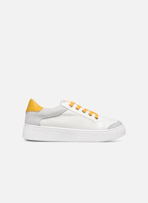 Trainers Les P'tites Bombes ANJA White back view